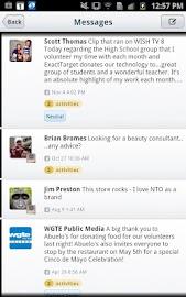 SocialEngage Screenshot 2