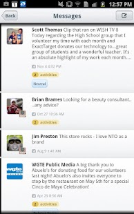 SocialEngage- screenshot thumbnail