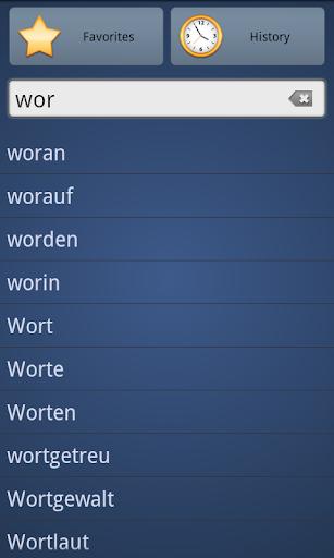 Danish German Dictionary