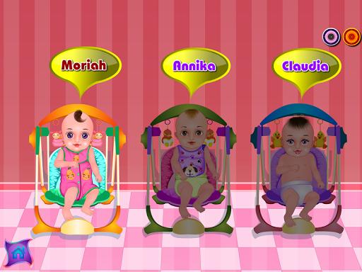 嬰兒保姆女孩遊戲這款休閒遊戲評價如何?高評價手機App下載不用錢