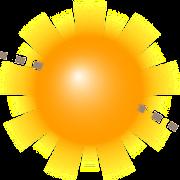 太陽位置和日出演示