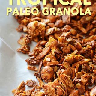 Tropical Paleo Granola