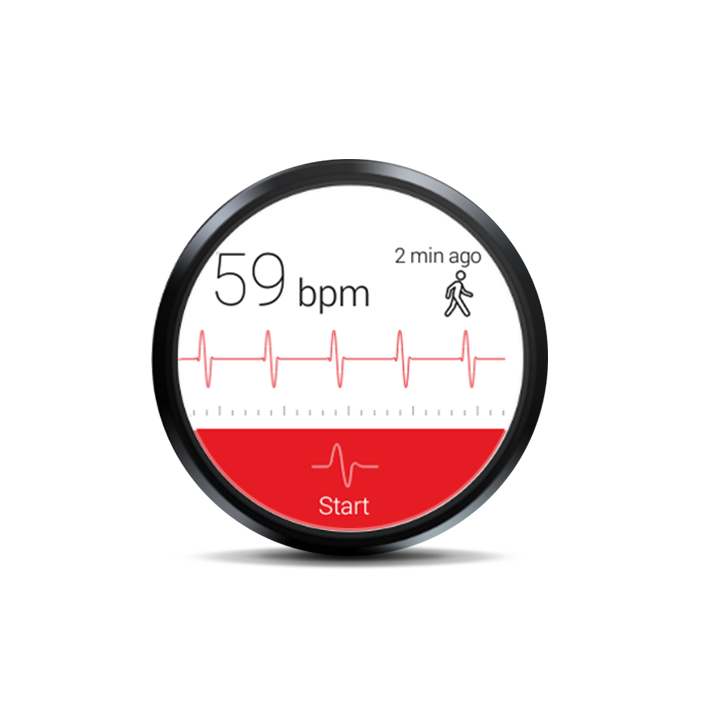 Cardiograph - screenshot