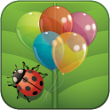 Farm Balloon Pop for Toddlers icon
