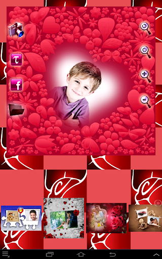Lovely Photo Frames Collage 1.33 screenshots 7