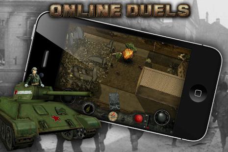 Armored Combat: Tank Warfare - screenshot thumbnail