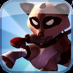Juego Raccoon Rising