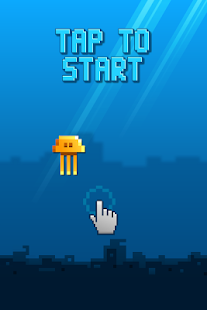 Flappy Jellyfish - screenshot thumbnail