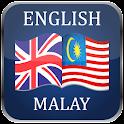 kamus bahasa inggeris melayu icon