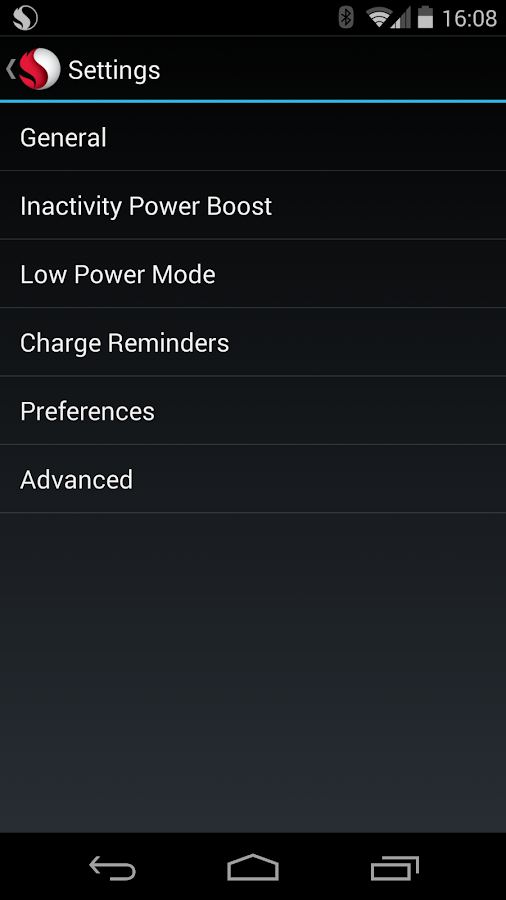 Snapdragon™ BatteryGuru - screenshot