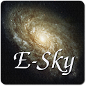 ErgoSky - Astronomy Gallery and Space discovery icon