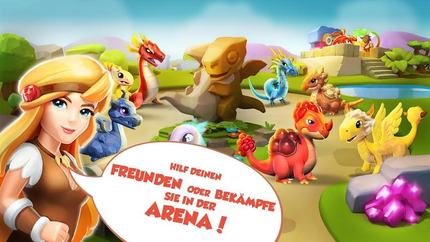 android Dragon Mania Legends Screenshot 4