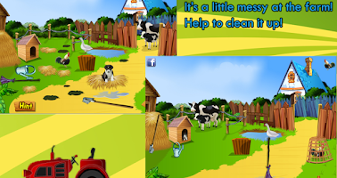 Screenshot of Farm house clean up decoration