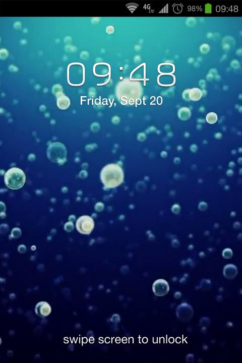 water bubbles live wallpaper android apps on google play