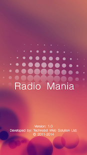 RadioMania- screenshot thumbnail