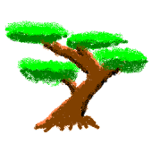 Bonsai 2D Tree Simulator