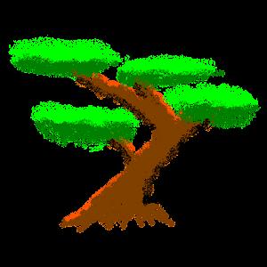 Bonsai 2D Tree Simulator for PC and MAC