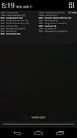 Screenshot of Resource Monitor Mini Pro