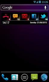 BlingBoard: Social Widget Screenshot 3