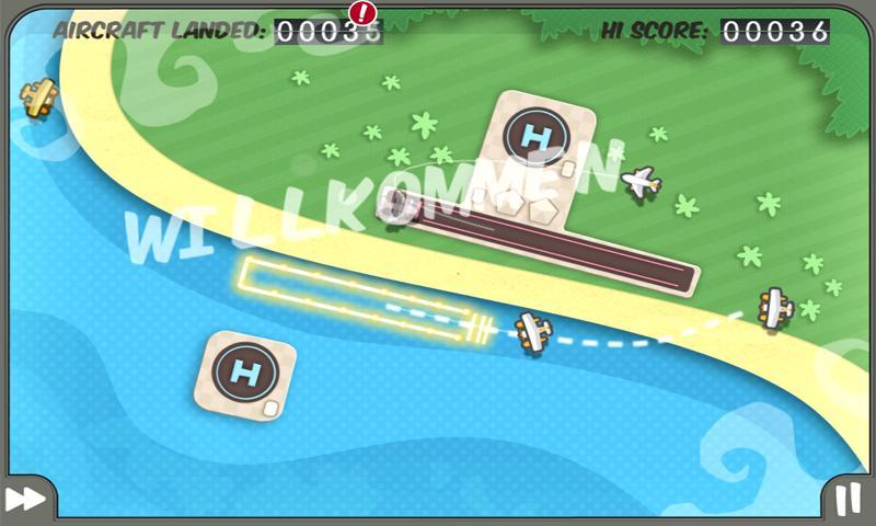 Flight Control screenshot #4