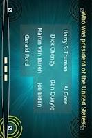 Screenshot of Quisr | 1-2 Player Quiz