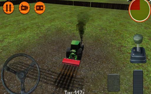 3D Tractor Simulator Farm Game 1.0 screenshots 3