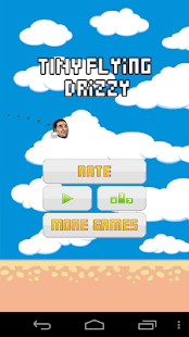 Tiny Flying Drizzy