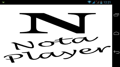 Notalik - Nota Player