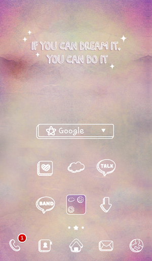 dream it dodol theme