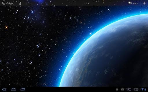 免費娛樂App|live wallpaper Earth HD 4|阿達玩APP