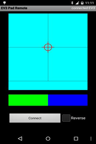 EV3 Pad Remote