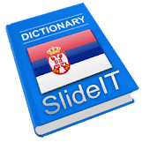SlideIT Serbian Latin QWERTY