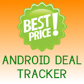 Android Apps Deal Tracker
