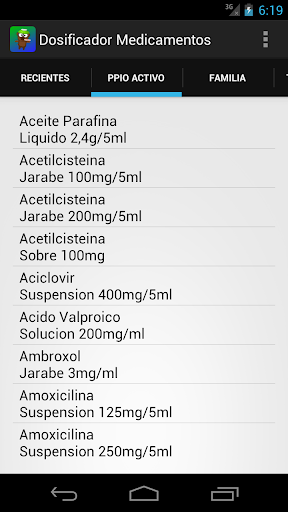 Dosificador