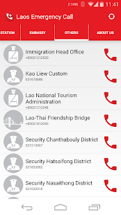 Laos Emergency Call- screenshot thumbnail