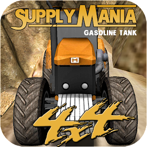 4×4 Supply Mania Gasoline Tank for PC and MAC