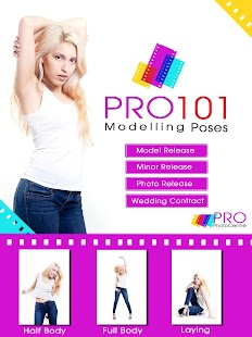 Pro 101 Modelling Poses - screenshot thumbnail