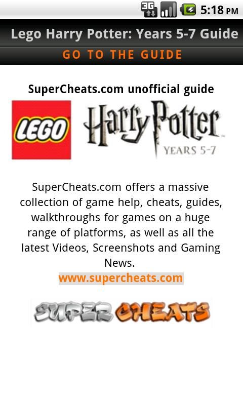 LEGO Harry Potter: 5-7 Guide - screenshot