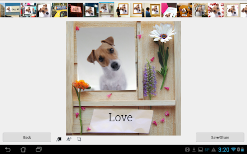 ImageChef - fun with photos- screenshot thumbnail