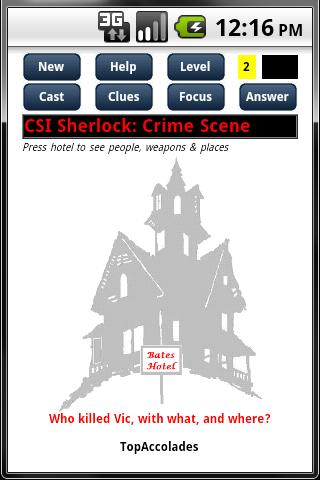 CSI Sherlock