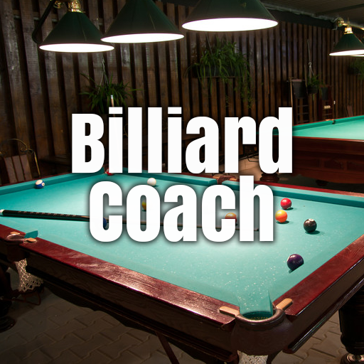 Billiard Coach LOGO-APP點子