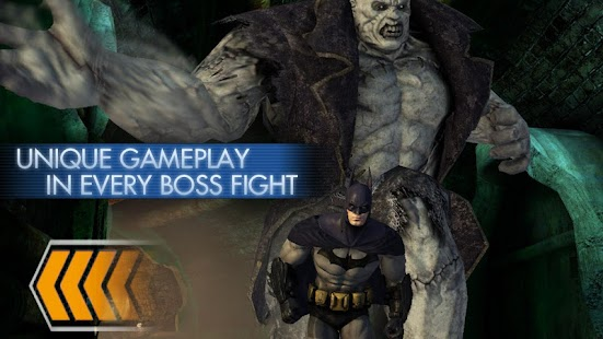 Batman: Arkham City Lockdown- screenshot thumbnail