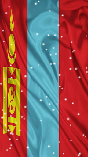 Mongolian Flag LiveWalpaper