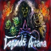 Legends Arcana Free (RPG)
