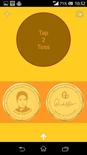 Tap2Toss : Custom Coin Toss 3D