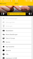Screenshot of Taxi Berlin (030) 202020