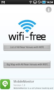 WiFi Free - screenshot thumbnail