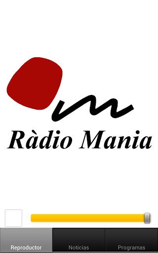 Ràdio Mania