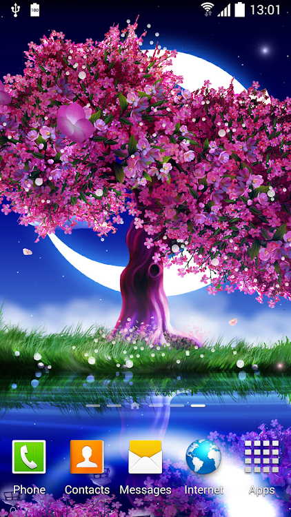 Cherry Blossom Live Wallpaper Android Apps Appagg