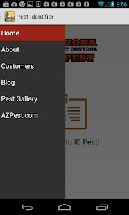 Pest Identifier- screenshot thumbnail